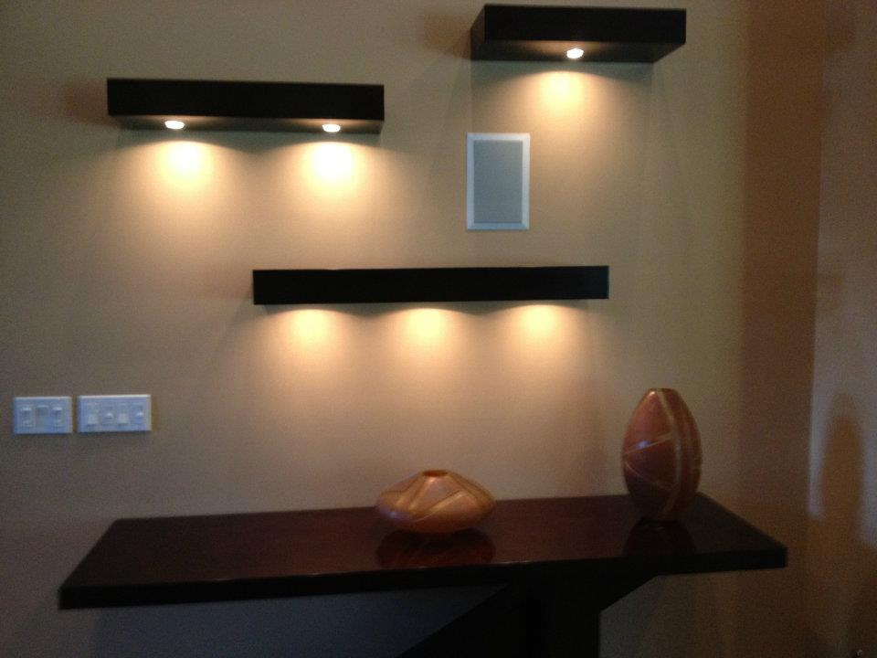 Rectangular Table Lamp Apartment Lighting Under Cabinet: Kitchen Design ...