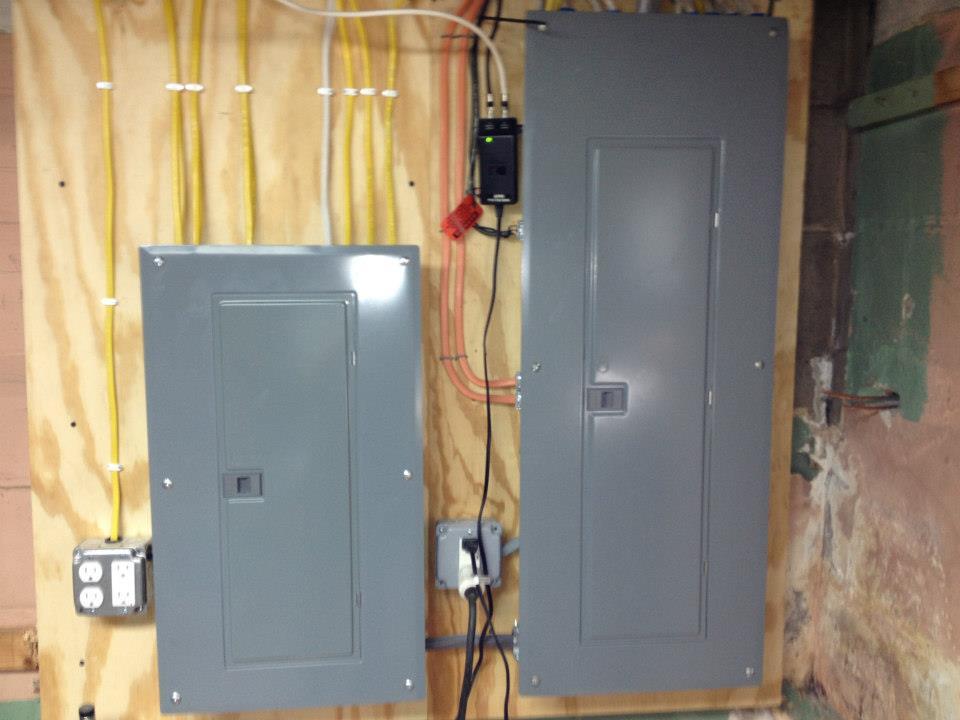 60 Amp Sub Panel Wiring Diagram